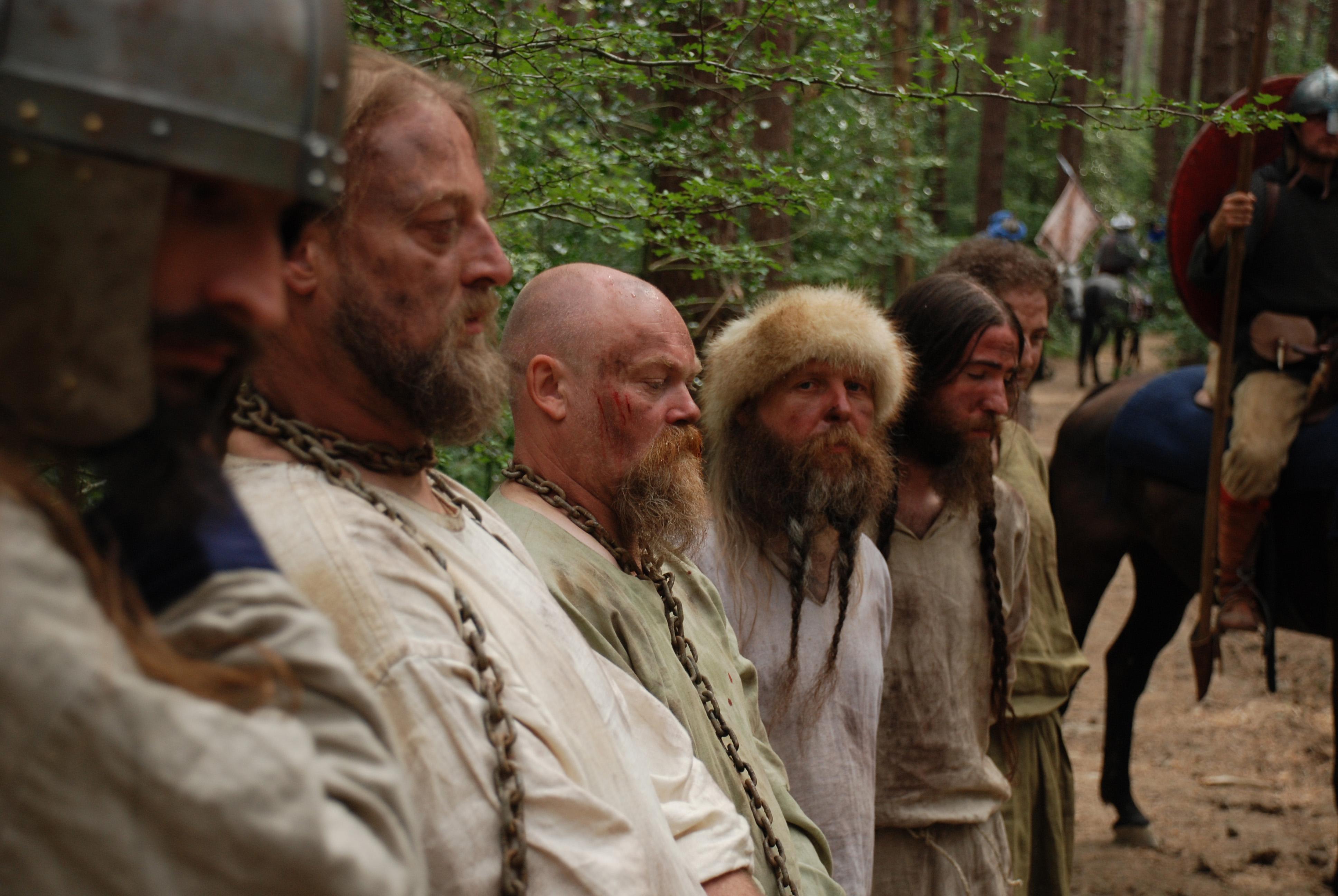 Gefangene Sachsen
