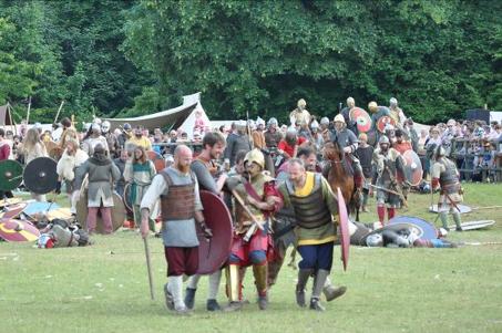 Schlacht Sonntag