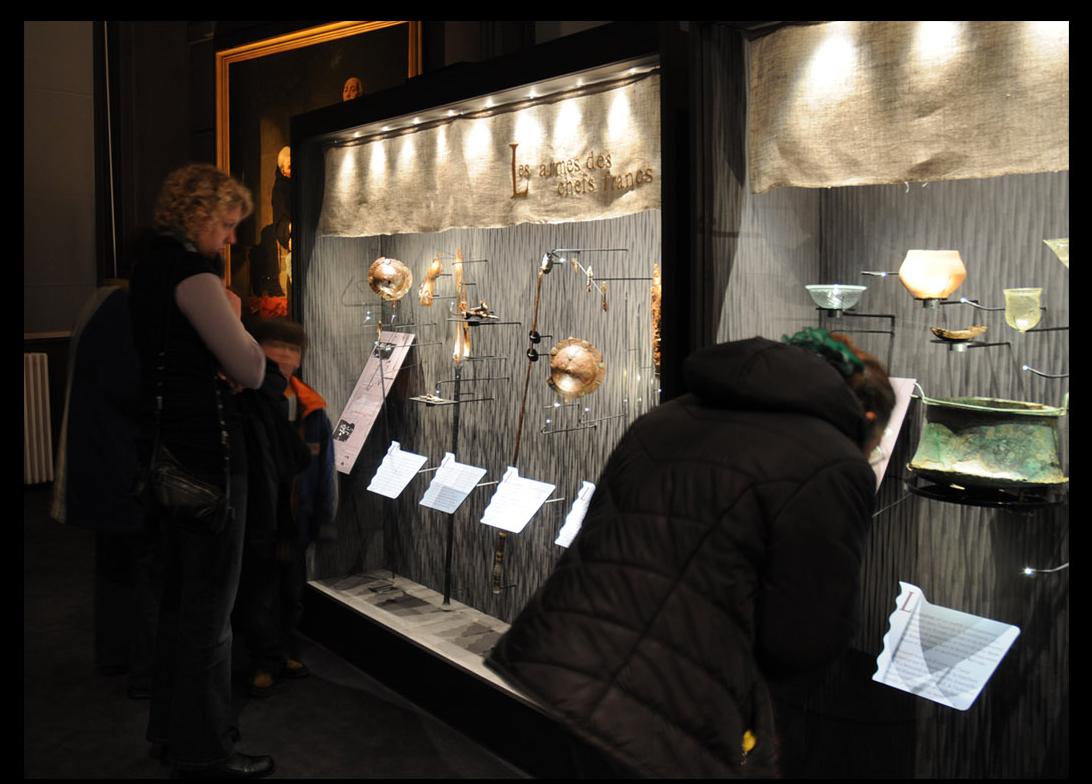 Ausstellungskasten