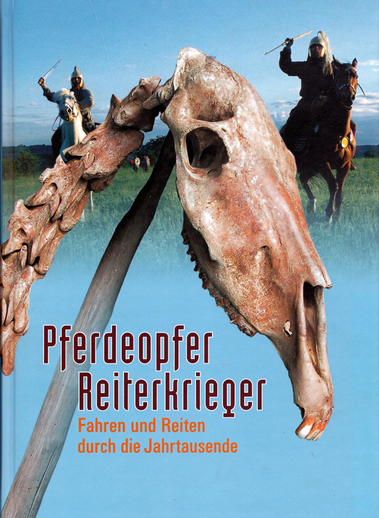 Buch Pferdeopfer Reiterkrieger