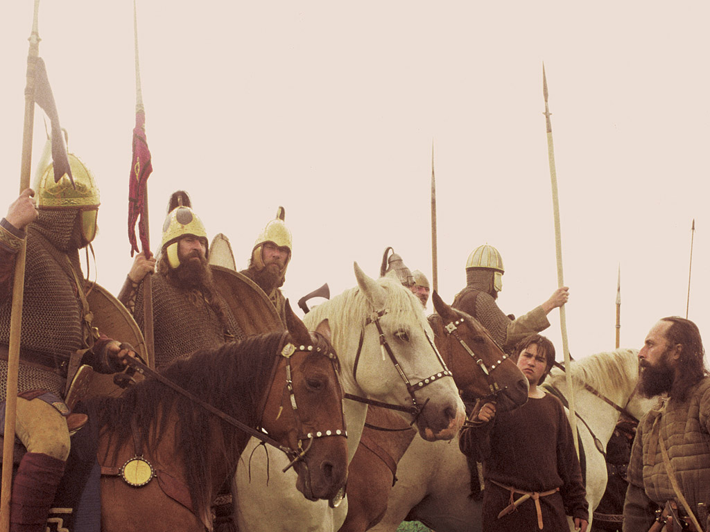 Merowinger Kavallerie