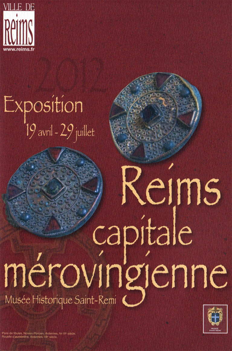 Reims capitale Mérovingienne